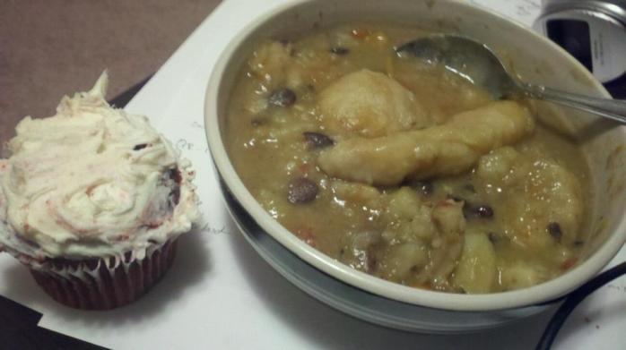 Peas Soup & Dumpling
