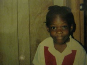 #tbt age 5, maybe 6. I was tiny!